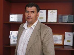 Boris Sharov, PDG de DrWeb.